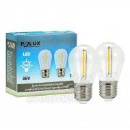 LED žiarovky E27 FIILAMENT do girlan...