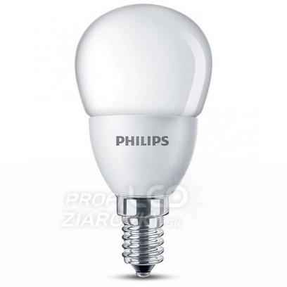 LED ŽIAROVKA PHILIPS KVAPKA 5.5W, TEPLÁ, E14