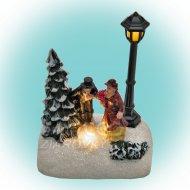 LED vianočná dekorácia na stôl...