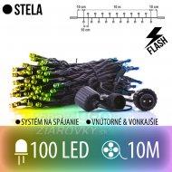 STELA spojovateľná LED svetelná reťa...