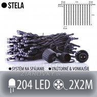 STELA spojovateľná LED svetelná zácl...