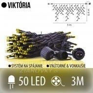 VIKTÓRIA spojovateľná LED svetelná z...