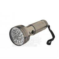 LED batériové svietidlo kovové...