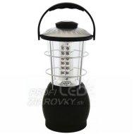 LED kempingové svietidlo, s dynamom...