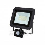 LED reflektor s pohybovým senzorom...