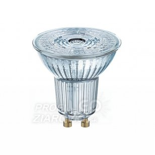 LED žiarovka GU10 4.3W 350lm OSRAM 3000K 36° - Teplá biela - 5ks