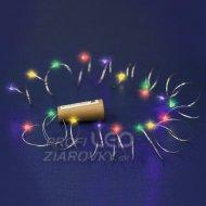 Micro LED svietiaci reťazec, batério...