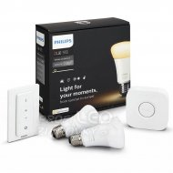 Philips HUE START KIT E27 9,5W 2x + ...