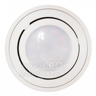 Podhľadové okrúhle svietidlo biele AMAT-L 115mm