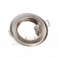 Bodové svietidlo okrúhle satyna mr16 gu10
