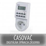 ČASOVAČ - DIGITÁLNA SPÍNACIA ZÁSUVKA...