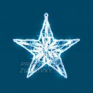 Dekorácia do okna, hviezda, 30cm, 23...