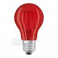 Dekoračná LED žiarovka E27 OSRAM, Če...