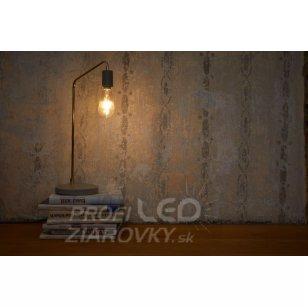 Dekoratívna stmievateľná led žiarovka osram e27, 7,5w