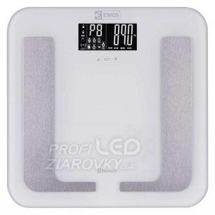Digitálna osobná váha EV107, biela