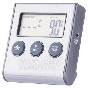 Digitálny grilovací teplomer a minútka E2157