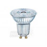 LED žiarovka GU10 OSRAM, 3,6W - Teplá biela