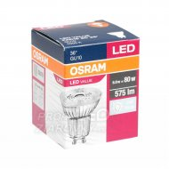 LED žiarovka GU10 OSRAM, 6,9W - Neut...