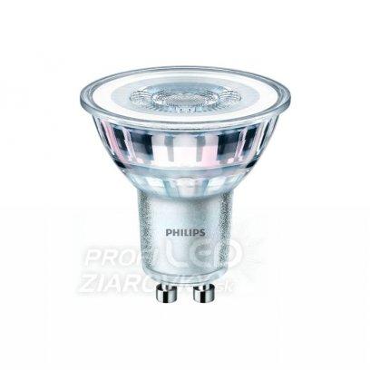 Led žiarovka gu10 philips, 3,5w - neutrálna biela