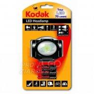 LED čelovka GP na 3x AAA KODAK, 1W...