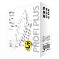 LED downlight 32W neutrálna biela PR...