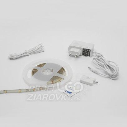 LED pásik s dotykovým vypínačom