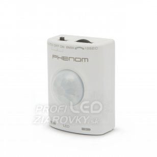 LED pásik s pohybovým senzorom, akumulátorový