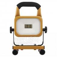 LED reflektor 10 W AKU SMD studená b...
