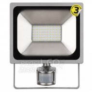 LED reflektor 30W PIR PROFI neutráln...