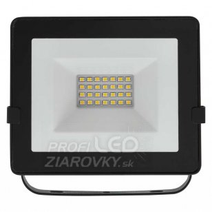 LED reflektor HOBBY SLIM 20W neutrálna biela