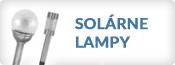 LED Solárne lampy