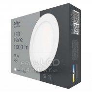 LED stropné vstavané svietidlo kruh ...