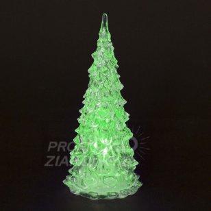 LED vianočný stromček 12 cm