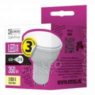 LED žiarovka Classic 4,5W GU10 teplá...