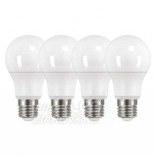 Led žiarovka classic a60 10w e27 neutrálna biela ra95 - 4ks