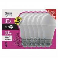 LED žiarovka Classic A60 9W E27 neut...