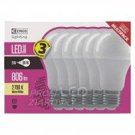 LED žiarovka Classic A60 9W E27 tepl...