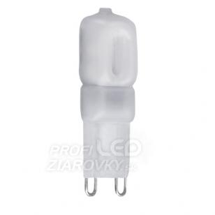 Stmievateľná led žiarovka g9 3w teplá biela, g9