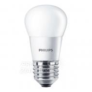 LED žiarovka E27 Philips, 5,5W Teplá...