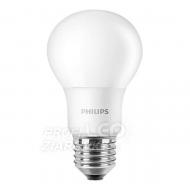 LED žiarovka E27 PHILIPS, 5W Studená...