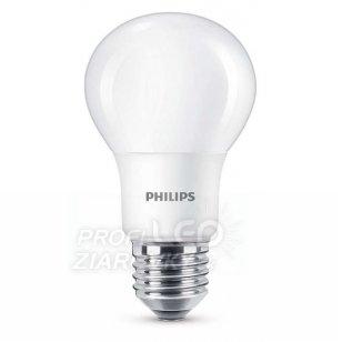 LED žiarovky E27 PHILIPS, 7,5W Neutrálna biela- 2ks