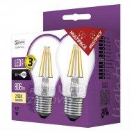 LED žiarovka filament A60 A++ 6W E27...