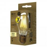 LED žiarovka Vintage A60 4W E27 tepl...