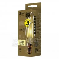 LED žiarovka Vintage candle 2W E14 t...