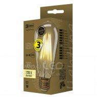 LED žiarovka Vintage ST64 4W E27 tep...