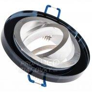 Podhľadové okrúhle svietidlo sklenen...