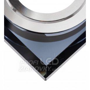 Podhľadové nastaviteľné svietidlo sklenené ARIAN MR16 GU10