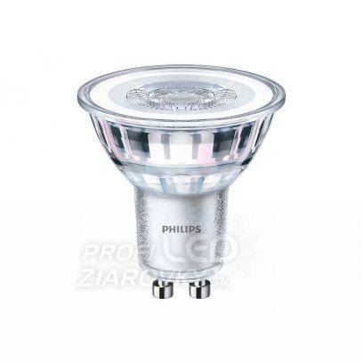Stmievateľná LED žiarovka GU10 Philips, 5,5W