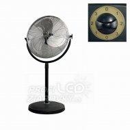 Stojanový kovový ventilátor - 45 cm ...