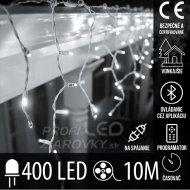 Vianočná LED svetelná záclona na spája...
